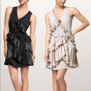 Gap Pleated Flapper Dress
